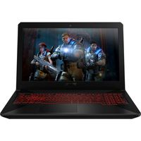 Laptop Gaming ASUS TUF FX504GD-E4075 i7-8750H 4.10 GHz 15.6″ 8GB 1TB nVIDIA® GeForce®  GTX 1050 4GB